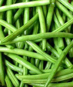 Frozen Whole green beans extra fine - 1Kg
