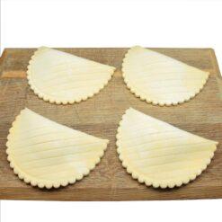 Frozen Butter apple turnover - 4 pcs