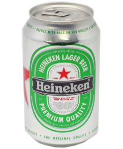Heineken can - 33cL