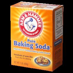 Baking soda - 454g