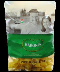 Pasta Pipe rigate - 500g