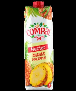 Pineapple juice Compal - 1L