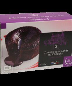 Frozen chocolate fondants - 2 x 100g