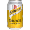 Schweppes Tonic Water can - 33cL