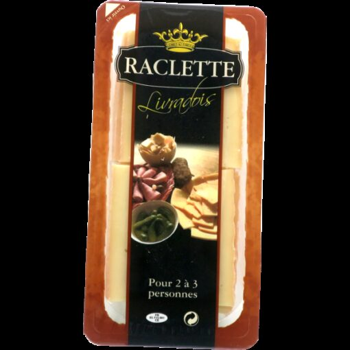 Raclette cheese - 400g