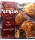 Frozen Puff Pastry 6 sheets - 1kg