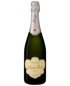 Champagne Brut Carte Blanche - 75cl