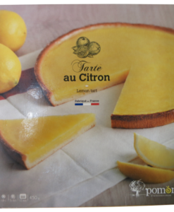 Frozen Lemon Tart - 450g