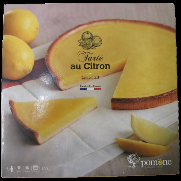Frozen Lemon Tart - 450g