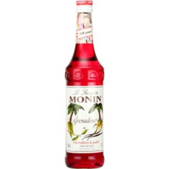 MONIN syrup Grenadine - 70cl