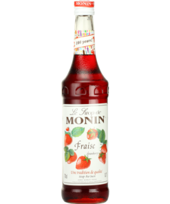 MONIN syrup strawberry - 70cl