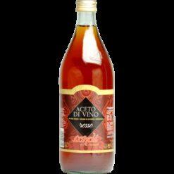 Red wine vinegar, Italy - 1 Liter