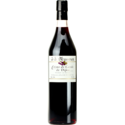 Massenez Blackcurrant cream 20% - 70cl