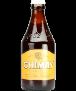 Chimay white 'triple' 8% - 330mL