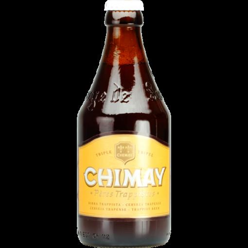 Chimay white 'triple' 8% - 330mL
