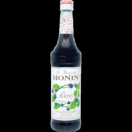 MONIN syrup Blackberry - 70cl