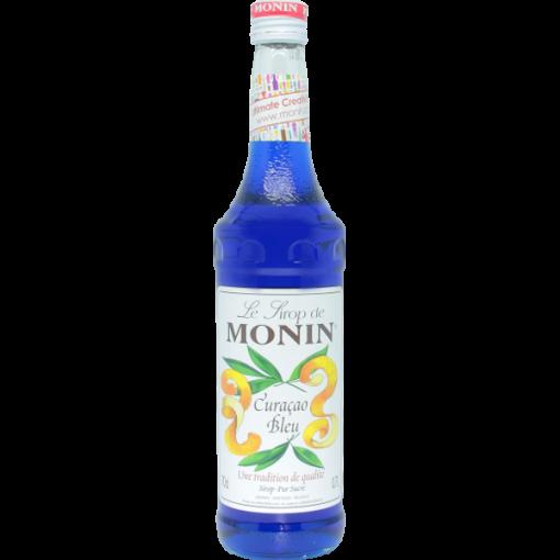 MONIN syrup Blue Curacao - 70cl