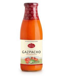 Gazpacho tomato soup - 720mL