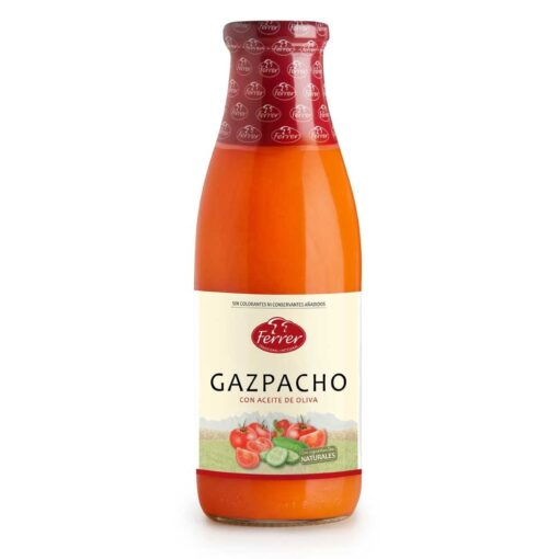 Gazpacho tomato soup - 720mL