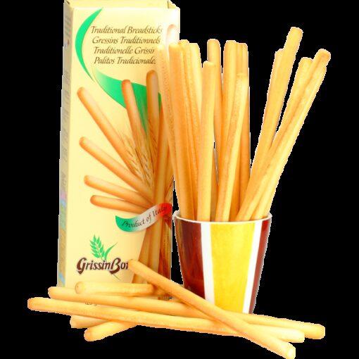 Grissini bread sticks - 125g